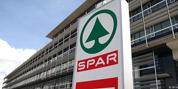 Kartell-Prozess gegen Spar gestartet