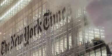 """Sparmaßnahmen der """"New York Times"""" zeigen Wirkung"""