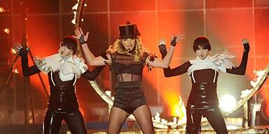 Spears enttäuschte Fans in Australien