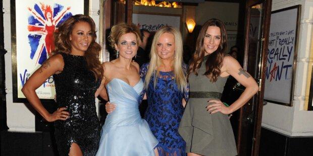 Spice Girls rocken mit Musical London
