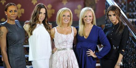 Spice Girls: Nun also doch ein Comeback?