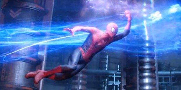 Der erste Spiderman Trailer ist da