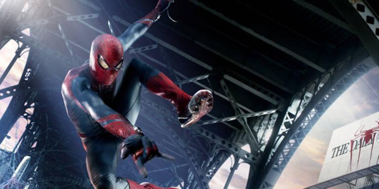 Amazing Spider-Man rettet die Welt