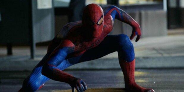 Neuer Spider-Man Trailer veröffentlicht