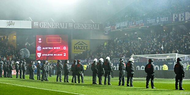 Ausführliches UEFA-Urteil gegen Austria folgt noch
