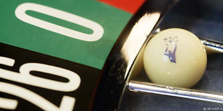 Regierung beschloss neues Glücksspielgesetz