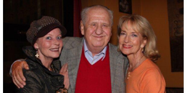Lisa-Film-Boss Carl Spiehs lud zum Fest