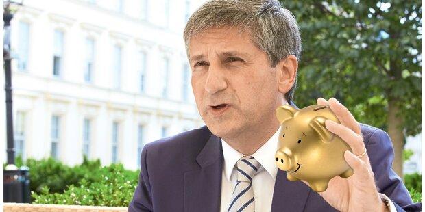 Rekordhöhe: Jeder hat 29.216 Euro Schulden