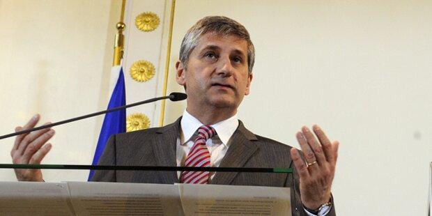 Österreich fordert Atomwaffen-Abschaffung