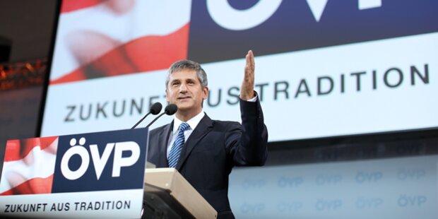 VP-Chef: Attacke auf SPÖ