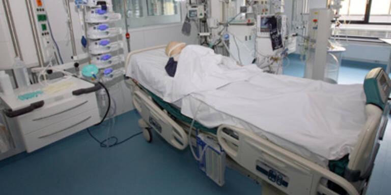 Jedes zehnte Spitalsbett soll weg