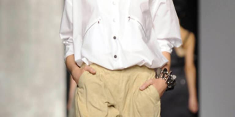 Die weiße Bluse - zum Nachshoppen!