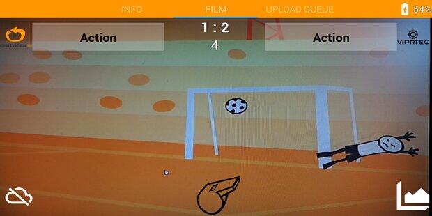 800.000 Euro für Amateur-Fußball-App