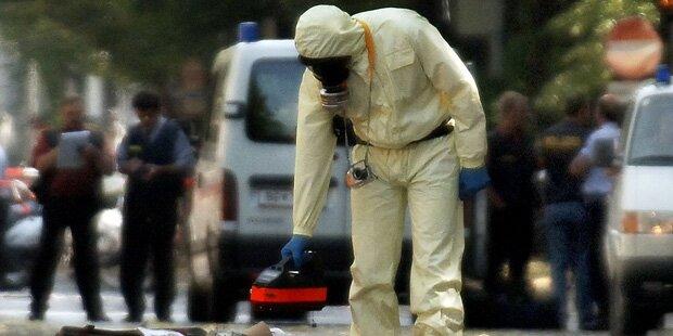Papst: Sprengstoff-Alarm vor Weltjugendtag