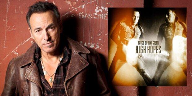 Neues Jahr startet mit Springsteen-Album