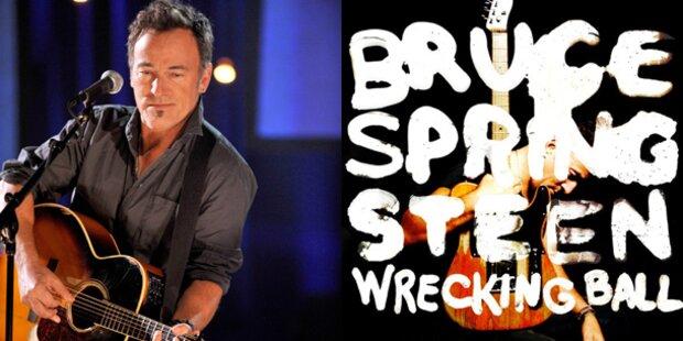 Springsteen wettert gegen Wall-Street