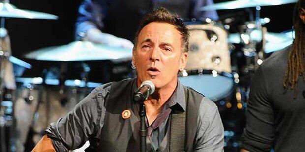So rockt nur Springsteen