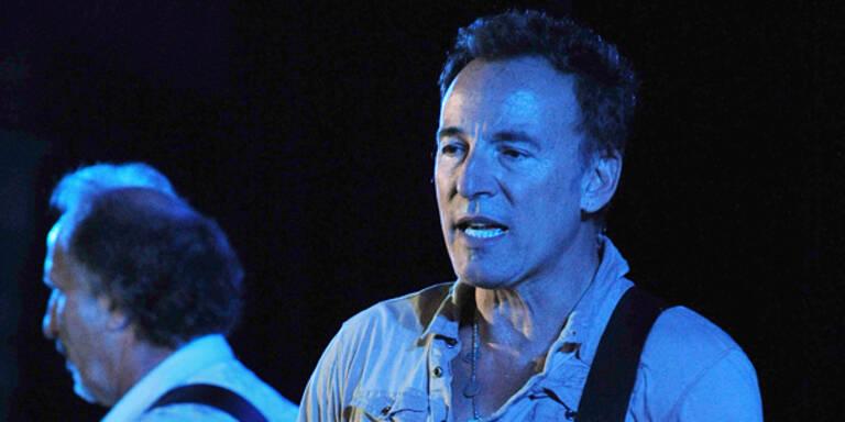 "Springsteen""The Boss"" rockt Wien"