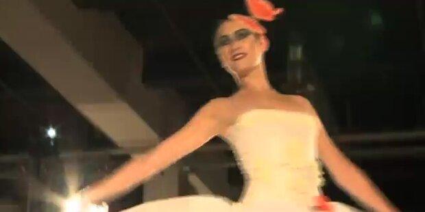 Schoko-Mode: Der süsseste Catwalk der Welt