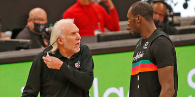 San-Antonio-Spurs-Coach Gregg Popovich