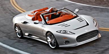 Spyker will neuen Sportwagen bauen