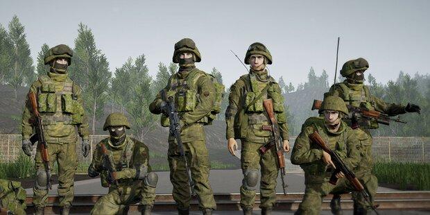 Squad: Ein Rohdiamant für Taktik-Freunde