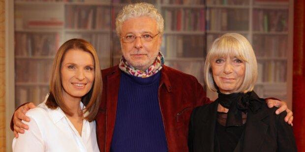 Ex-Künstlerpaar Heller und Pluhar bei Stöckl