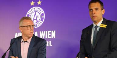 Der tiefe Fall der Wiener Austria