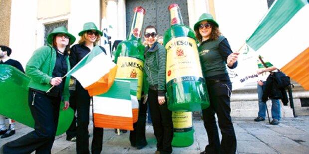 Irland-Feeling beim St. Patrick's Day