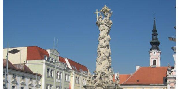 Webcams filmen St. Pölten