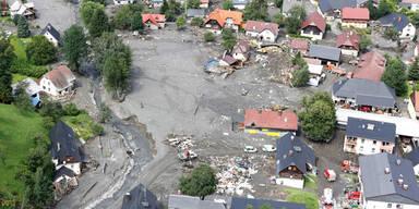 Großes Aufräumen in Sankt Lorenzen