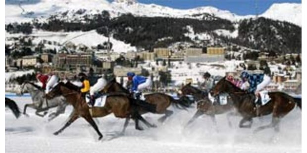 Prominente machen Ferien in St.Moritz
