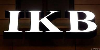 Staat hält IKB Bank am Leben