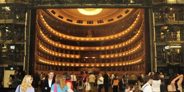 Auftakt an der Wiener Staatsoper