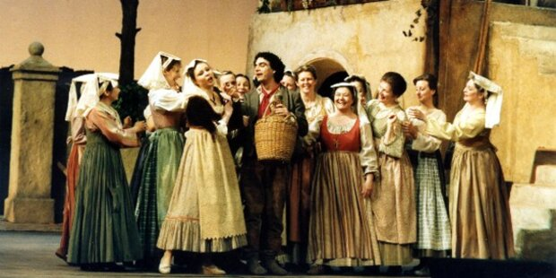 Wiener Staatsoper läutet Open-Air Saison ein