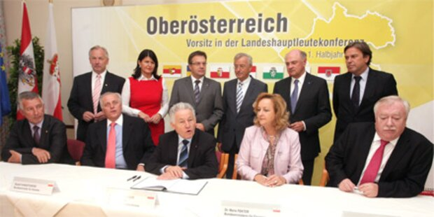 Neuer Stabilitätspakt unterzeichnet
