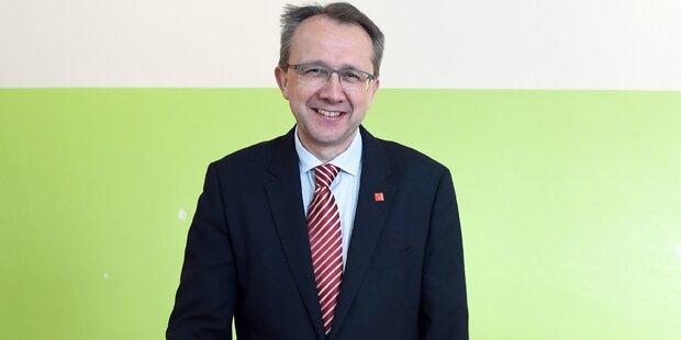 Stadler ist stolz auf das Ergebnis aus St. Pölten