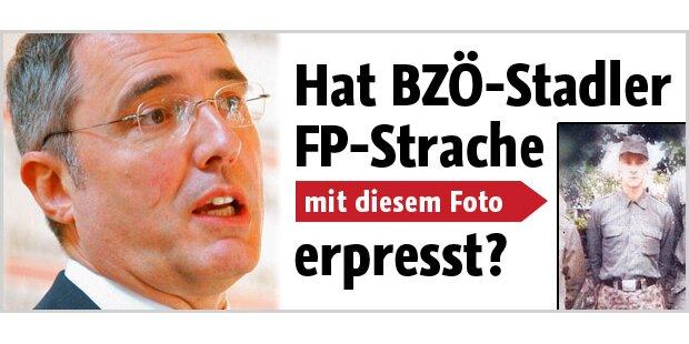 Vorwürfe: Hat Stadler Strache erpresst?