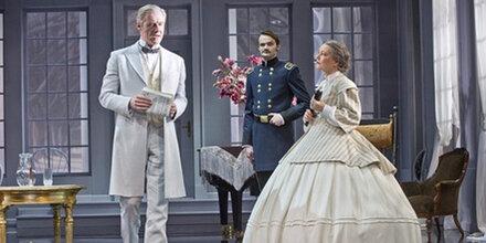 Ludwig Hirsch Witwe wieder auf Bühne