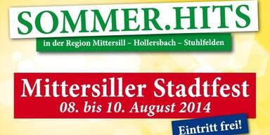 Stadtfest Mittersill