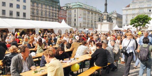 Das Wiener Stadtfest wird der Hit
