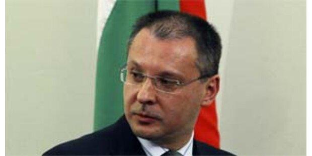 Bulgarien kündigt härtere Gangart gegen Mafia an