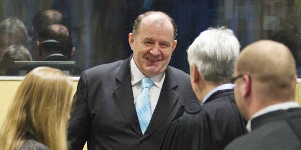 Ex-Minister Stanisic verurteilt