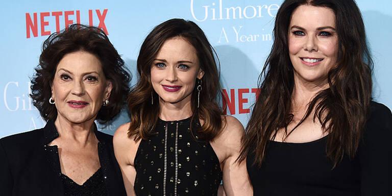 Das trugen die Gilmore Girls bei der Premiere