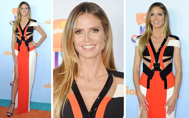 Sexy Auftritt bei den Kids' Choice Awards