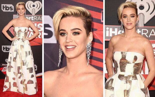 Katy Perrys strahlender Auftritt nach der Trennung