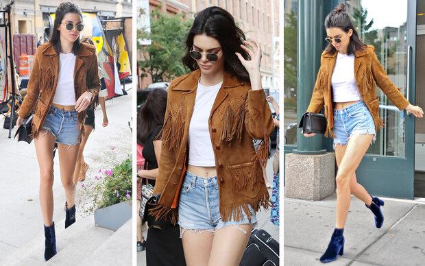 Kendall Jenner: Dem Trend voraus