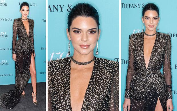 Kendall Jenner funkelt im Big Apple