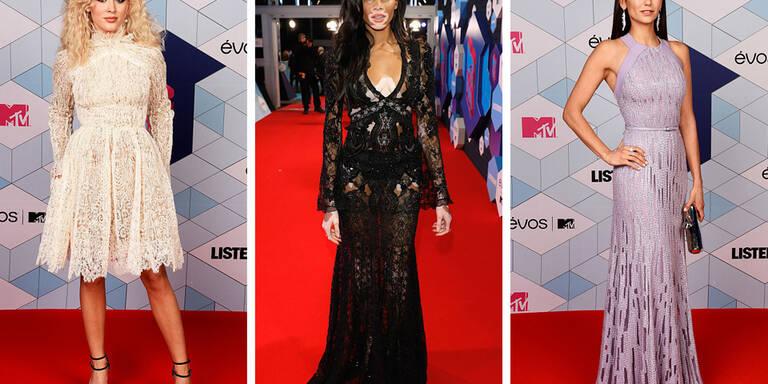 Die besten Looks der MTV EMAs 2016