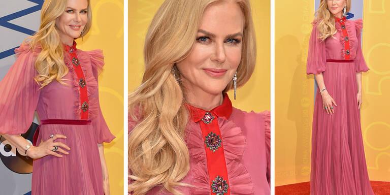 Nicole Kidman im Oma-Look